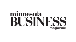 Minnesota Business Magazine logo.